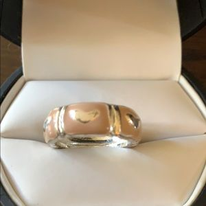 Premier Designs jewelry silver ring size 6